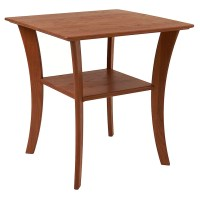 Manchester Wood Contemporary End Table & Reviews | Wayfair