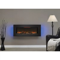 Classic Flame Felicity Wall Mount Electric Fireplace ...