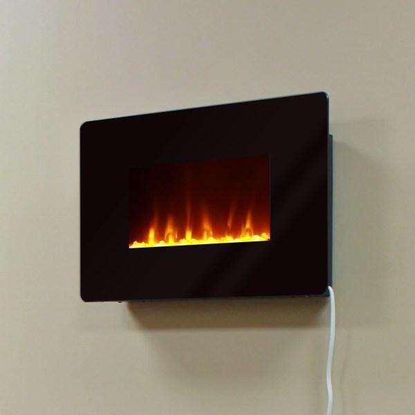 Muskoka Wall Mount Electric Fireplace &