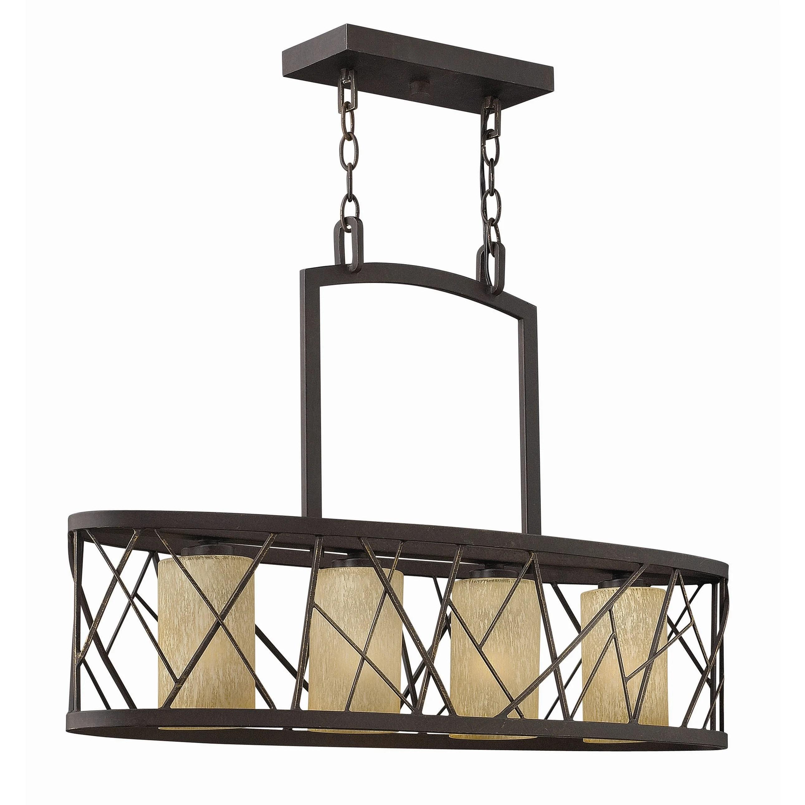 oil rubbed bronze kitchen island lighting redesign fredrick ramond nest in