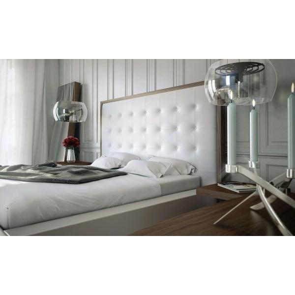 Modloft Ludlow Platform Bed Upholstered