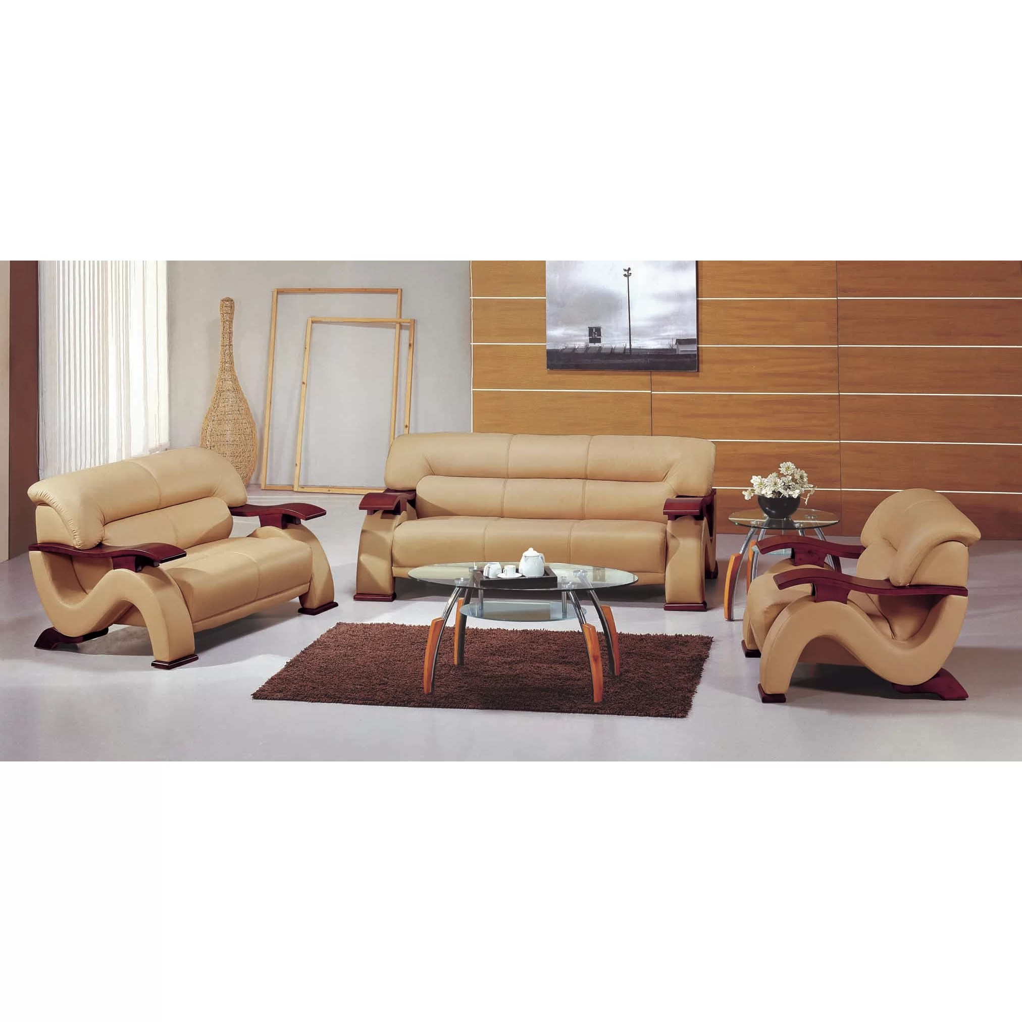 3 piece toddler sofa set bentley leather hokku designs chrysocolla
