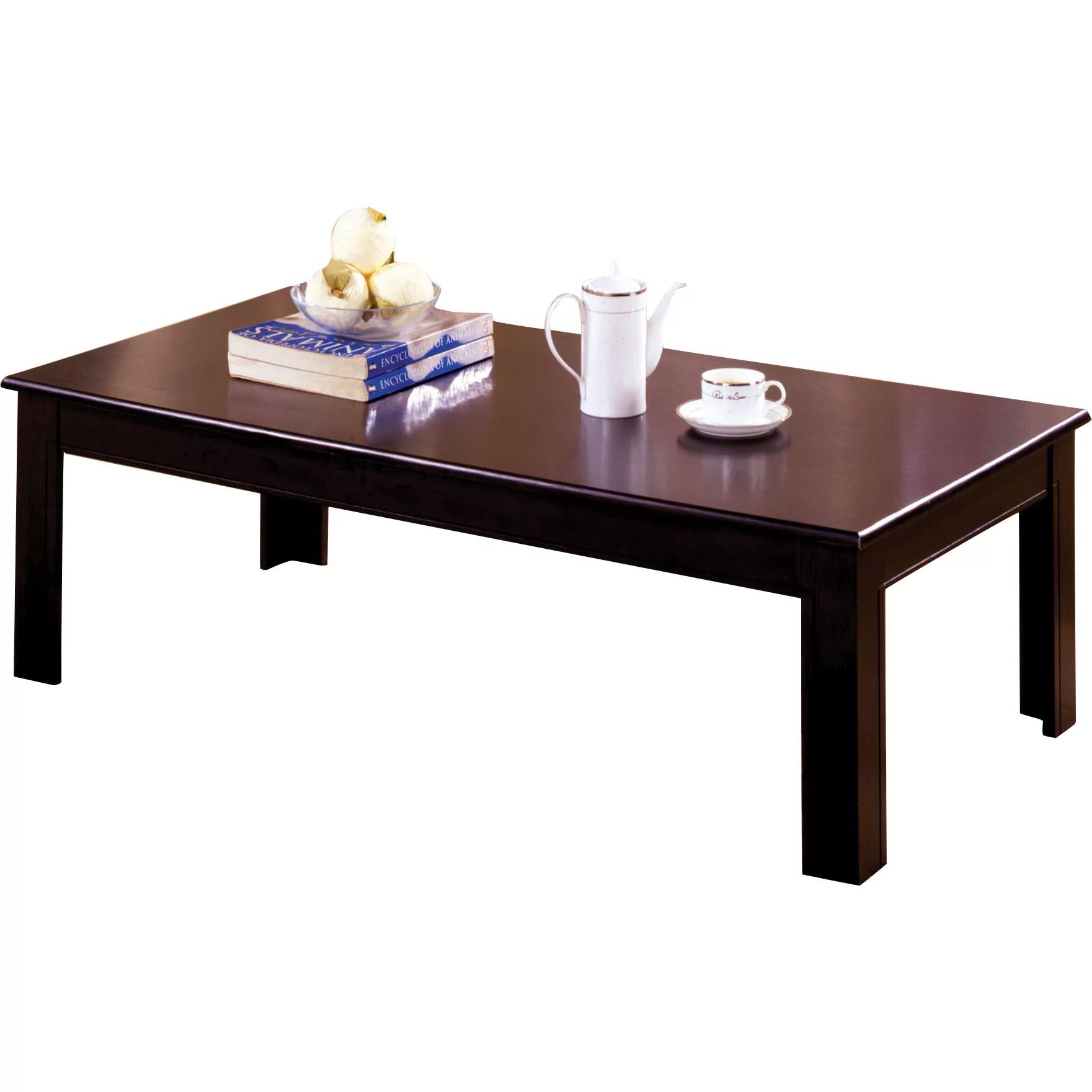 Hokku Designs Frixe 3 Piece Coffee Table Set & Reviews