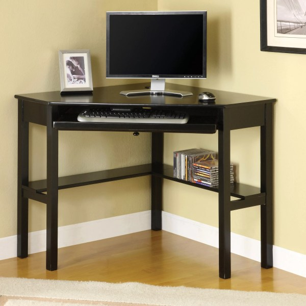 Hokku Design Blithe Corner Computer Desk &