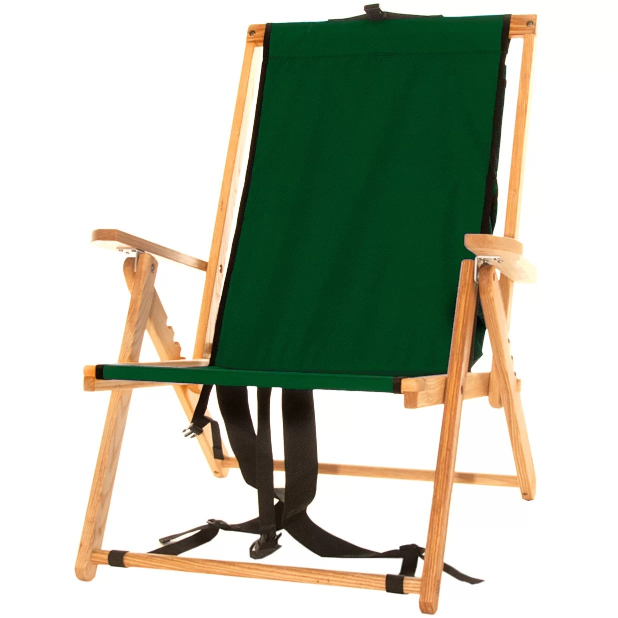Folding Beach Chair Blue Ridge Chair Works Back Pack Folding Beach Chair