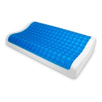 Liteaid PU Gel Memory Foam Standard Pillow & Reviews | Wayfair