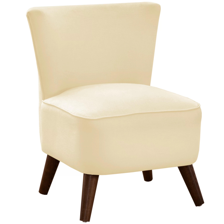Wayfair Custom Upholstery Angelica Slipper Chair  Reviews