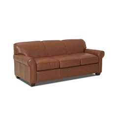 Wayfair Furniture Sofa Pillow Custom Upholstery Jennifer Leather Sleeper