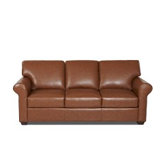 Loveseat Sleeper Sofa Leather Minotti Seymour Wayfair Custom Upholstery Rachel