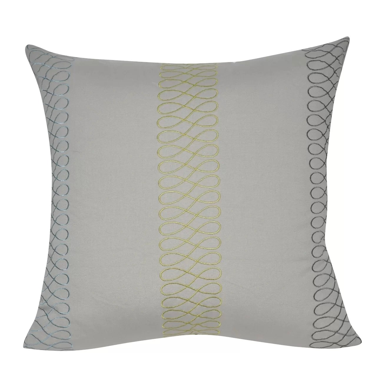 Loom and Mill Stripe Decorative II Throw Pillow  Reviews