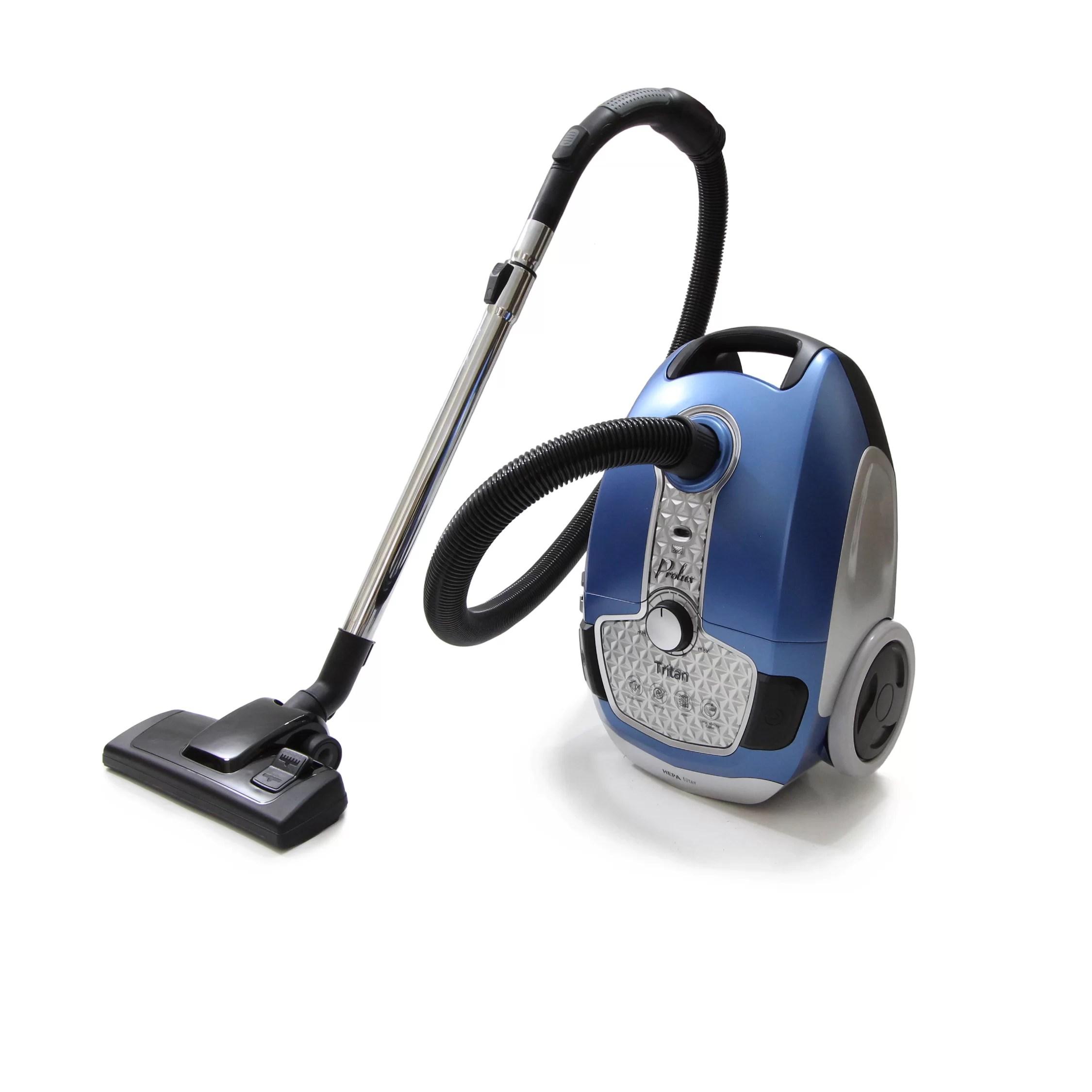 ProLux Prolux Tritan Pet Turbo Canister Vacuum Cleaner HEPA Sealed Hard Floor Vacuum  Reviews