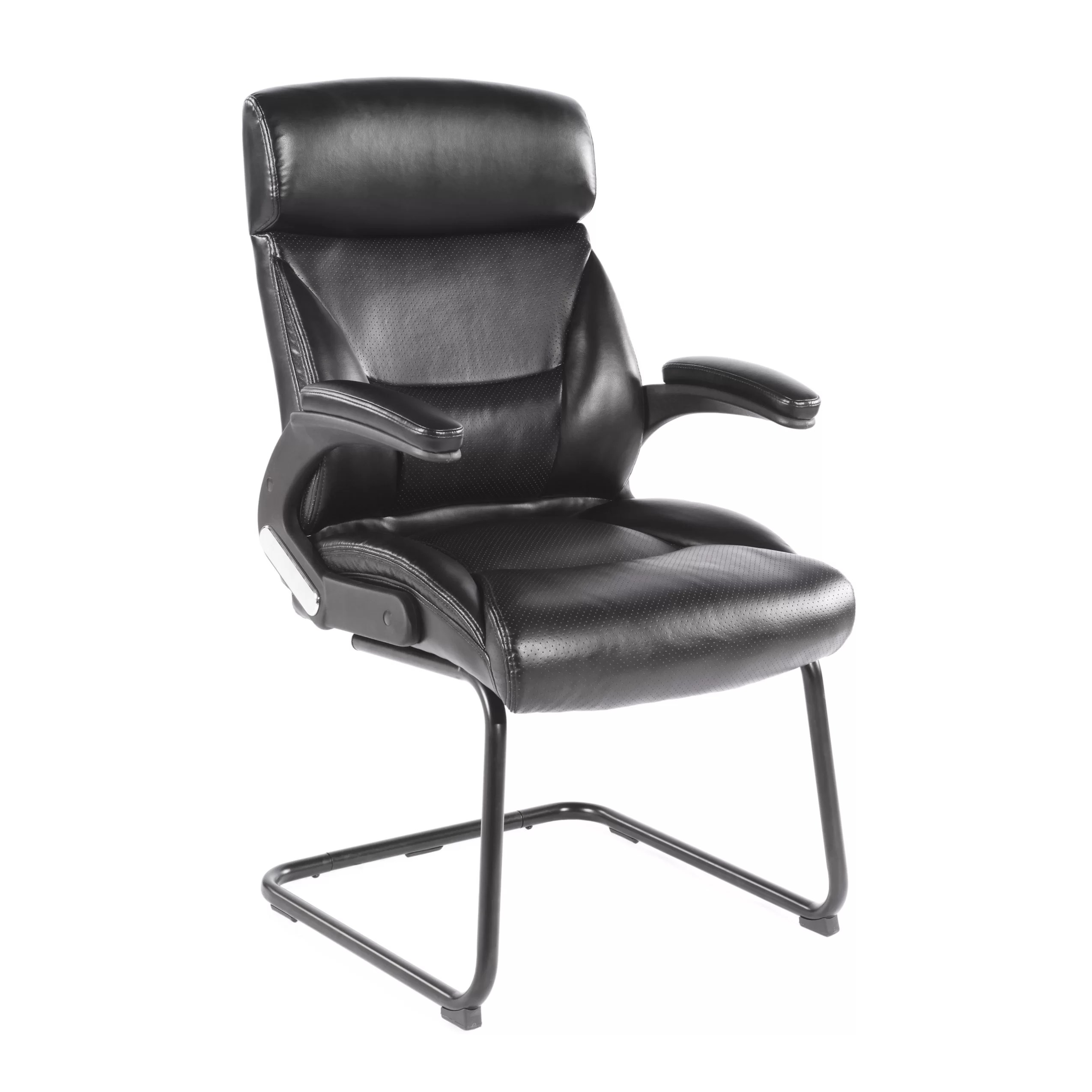 office visitor chairs dining modern corliving workspace guest chair wayfair