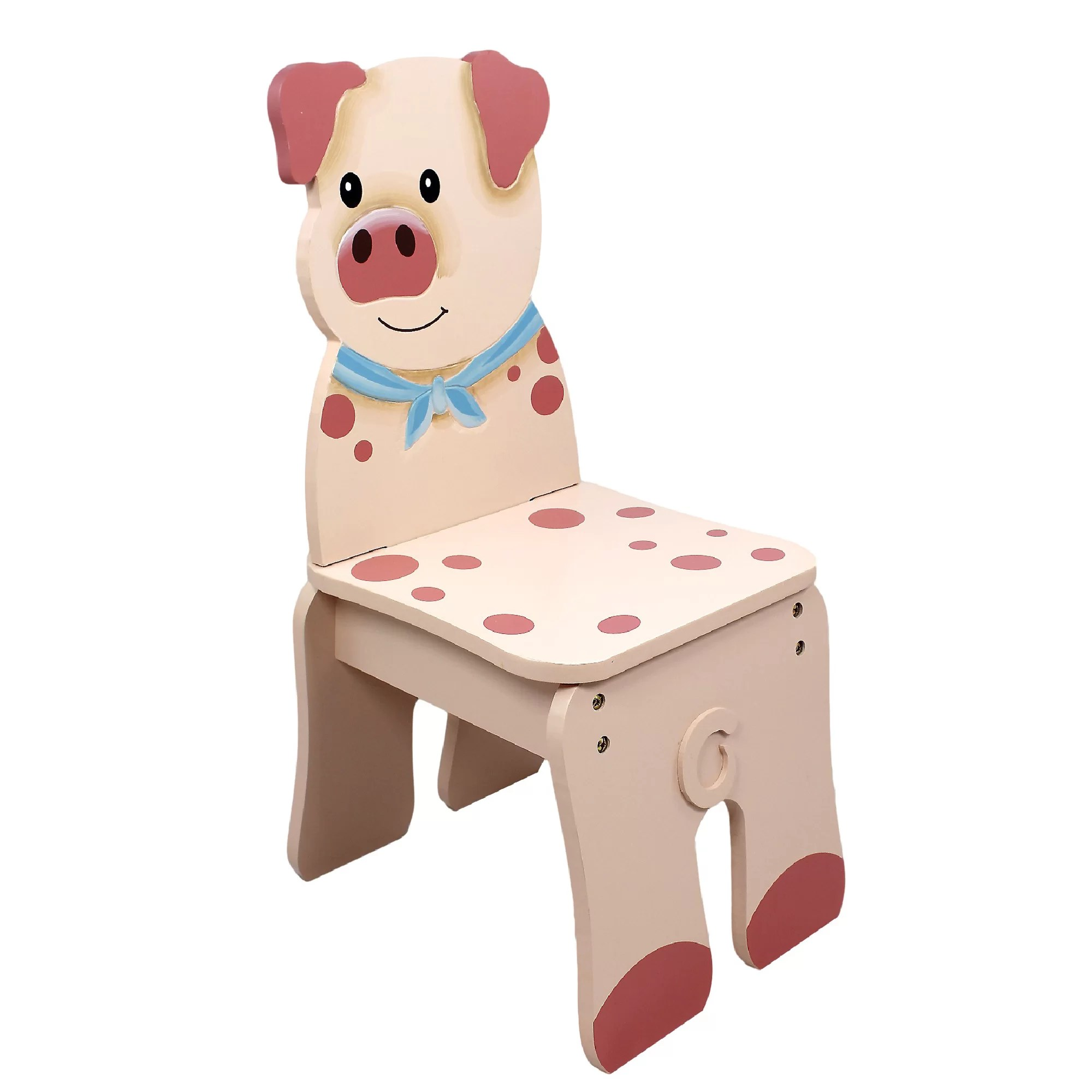 safety 1st 5 piece childrens table and chair set best office for 8 hours fantasy fields happy farm kids