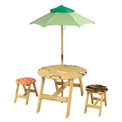 Kids Round Table And Chairs Beach At Target Fantasy Fields 3 Piece Chair Set