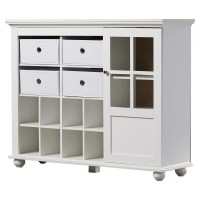Zipcode Design Anna Storage Cabinet & Reviews | Wayfair