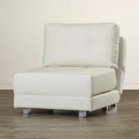 Zipcode Design Krystal Convertible Chair & Reviews | Wayfair