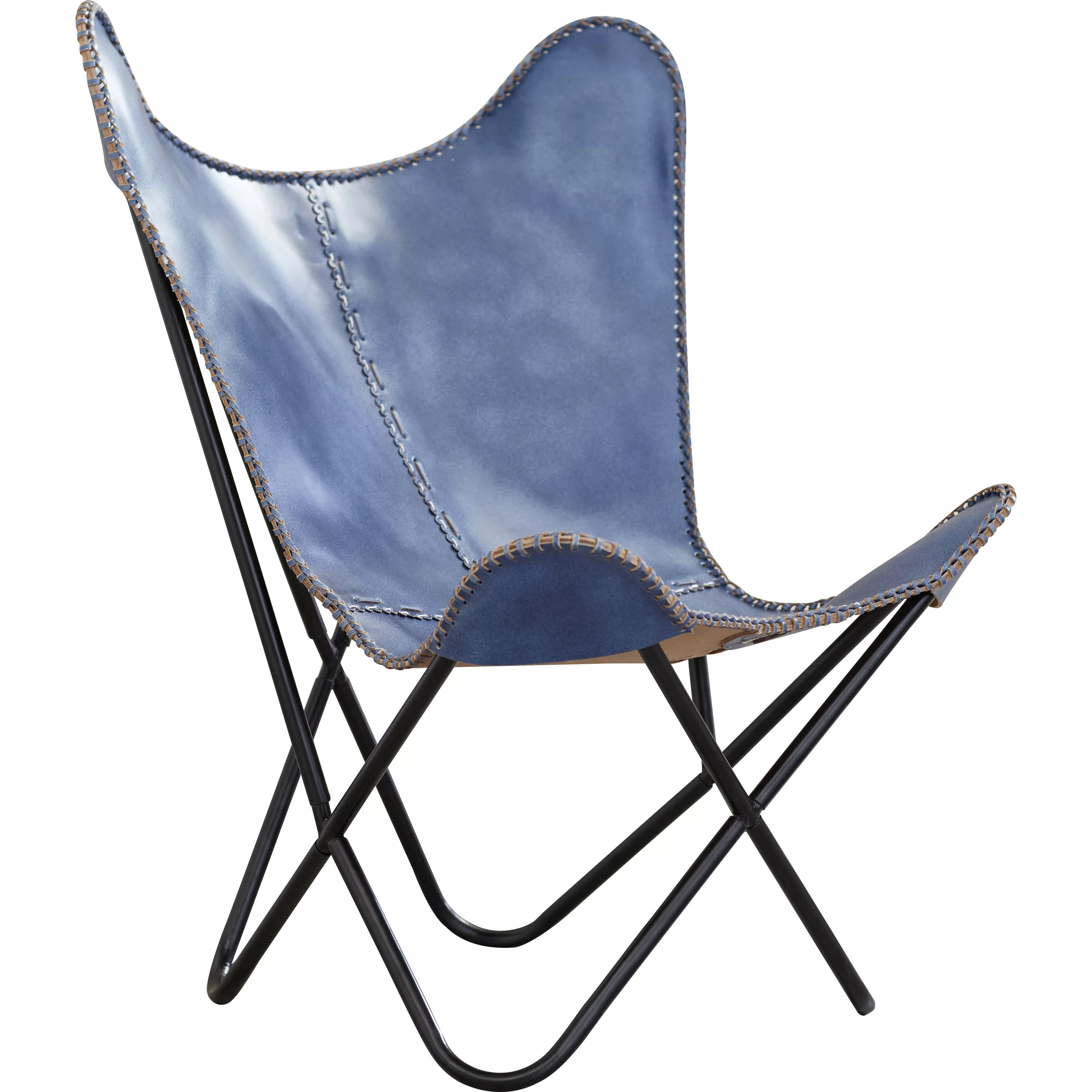 butterfly lounge chair couch set zipcode design sharon leather