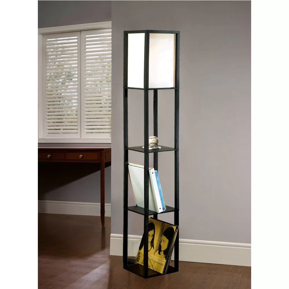"Zipcode Design Stefanie 62.8"" Floor Lamp & Reviews"