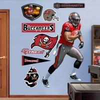 Fathead NFL Wall Decal & Reviews | Wayfair
