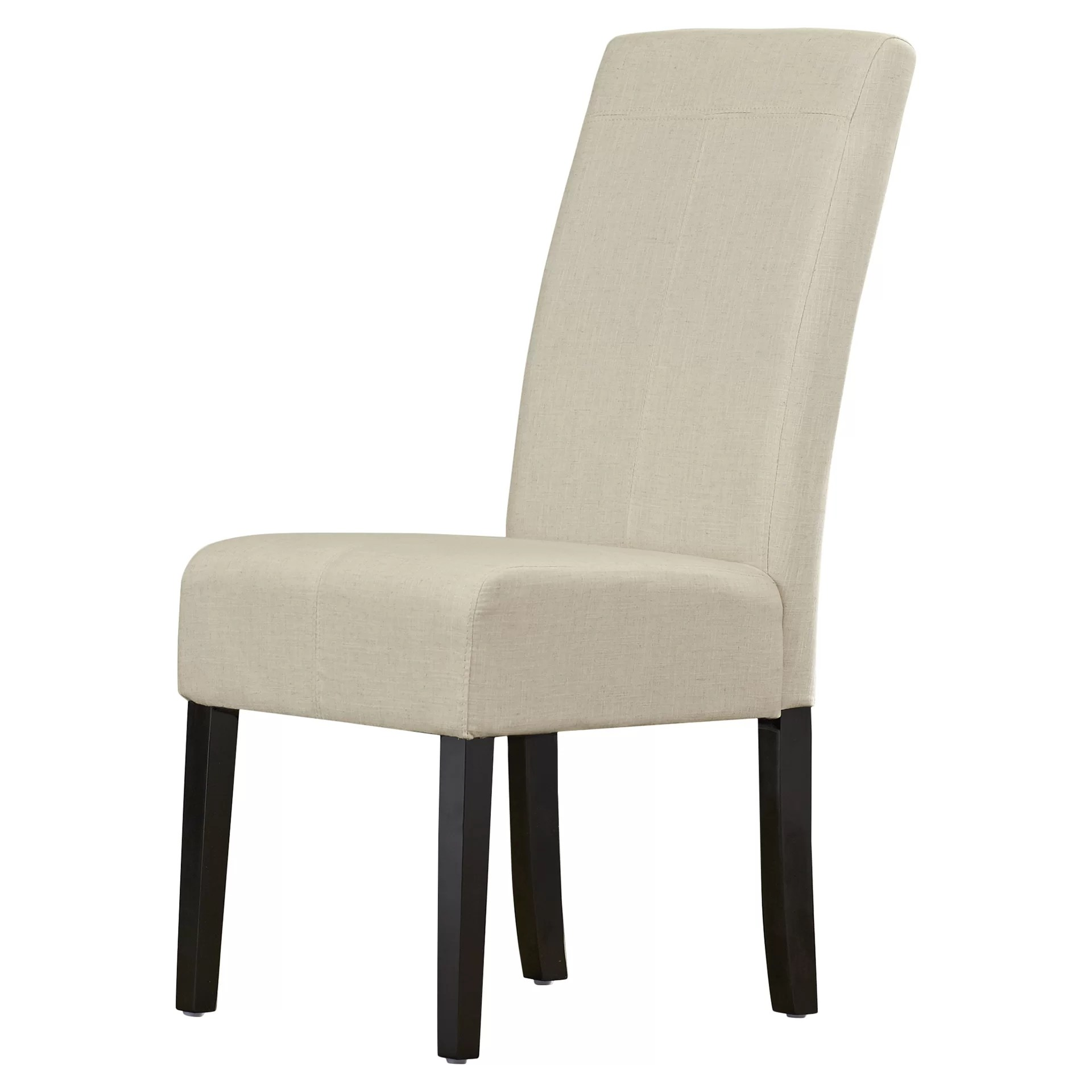 Andover Mills Acropolis TStitch Upholstered Side Chair