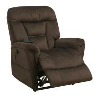 Pulaski Medium Infinite Position Lift Chair with 2 Motors ...