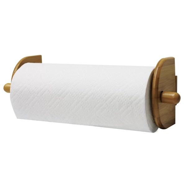 Home Basics Wall Mount Paper Towel Holder &