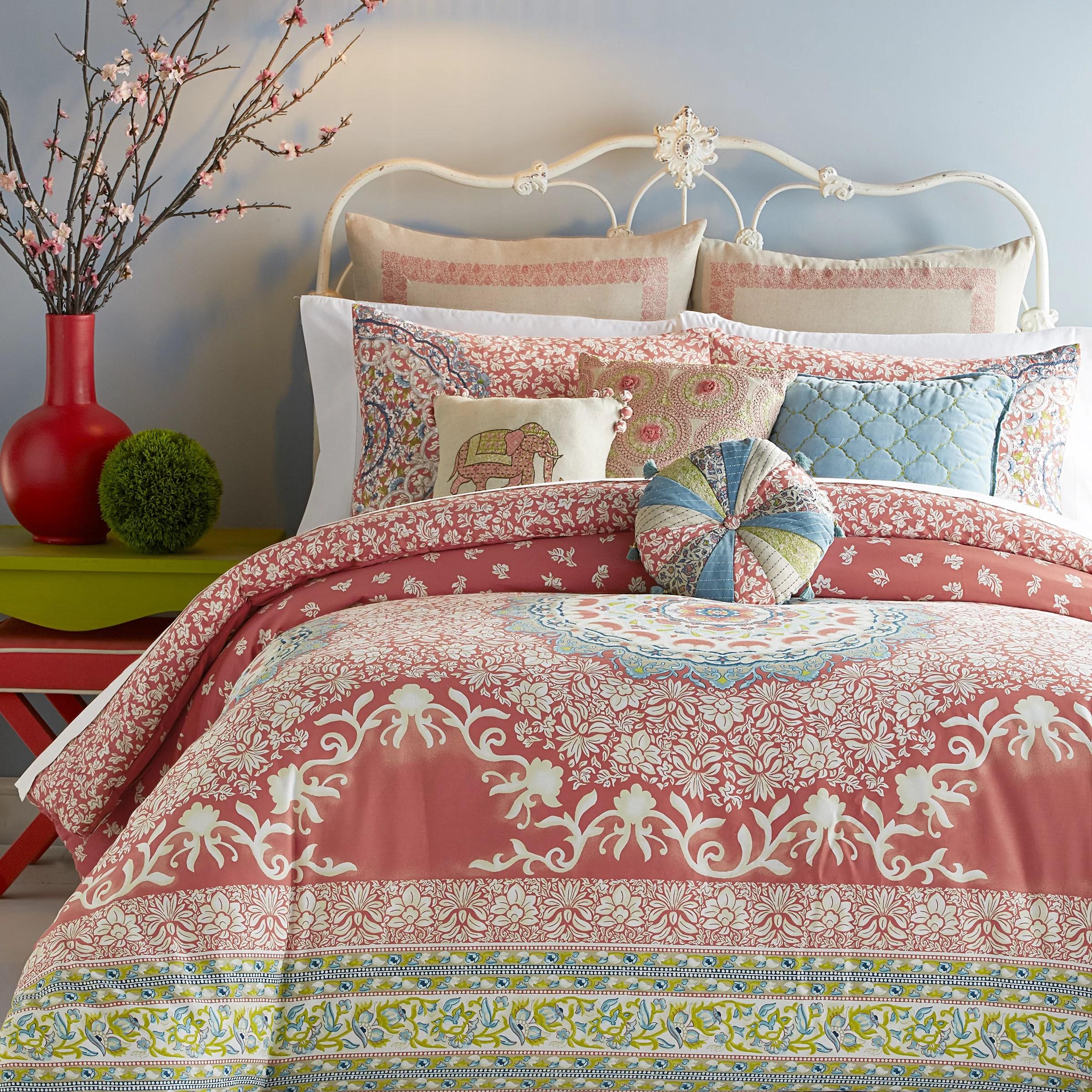 Jessica Simpson Home Amrita Medallion 3 Piece Comforter