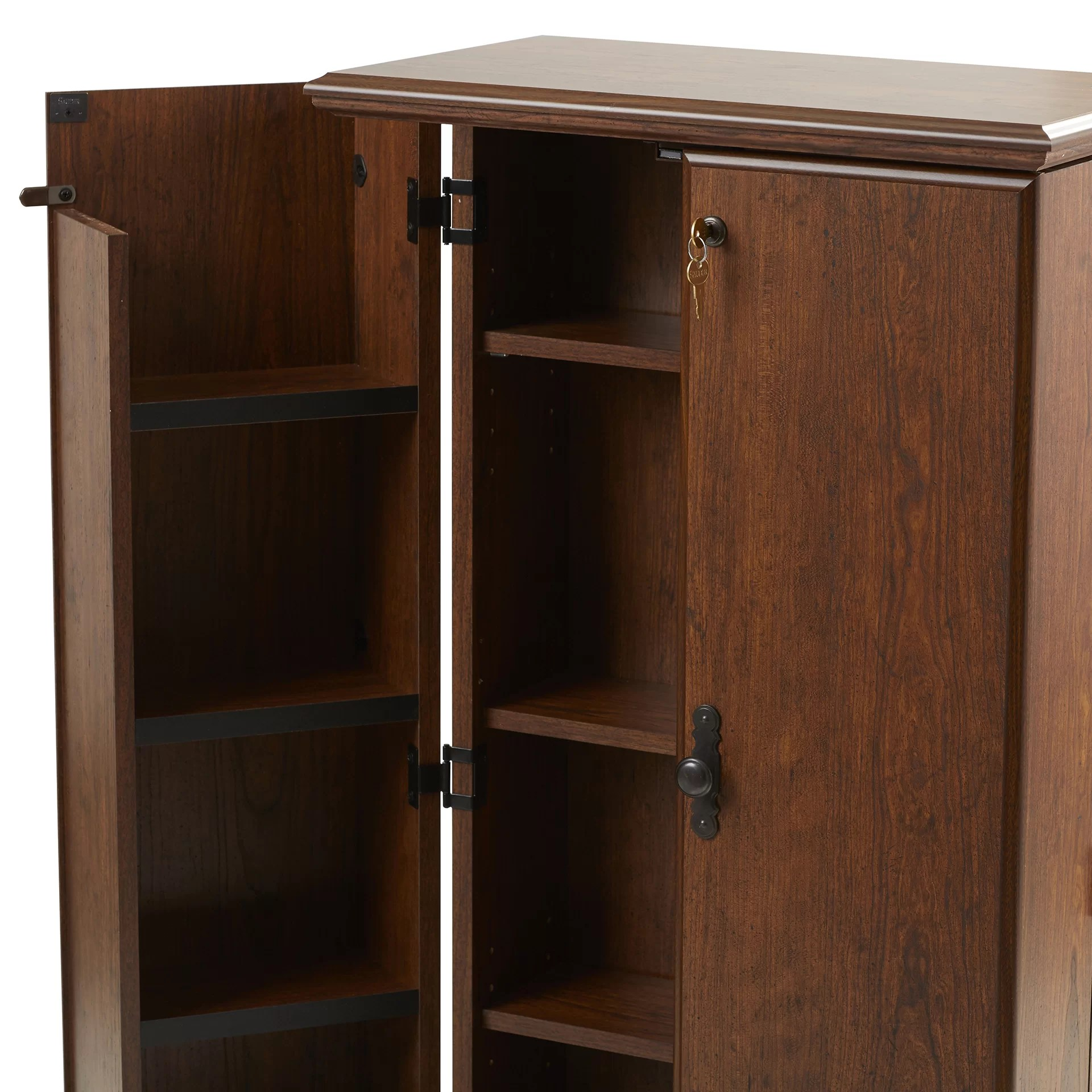 Three Posts 2 Door Storage Cabinet  Reviews  Wayfair
