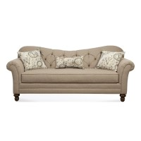 Three Posts Serta Upholstery Wheatfield Sofa & Reviews ...