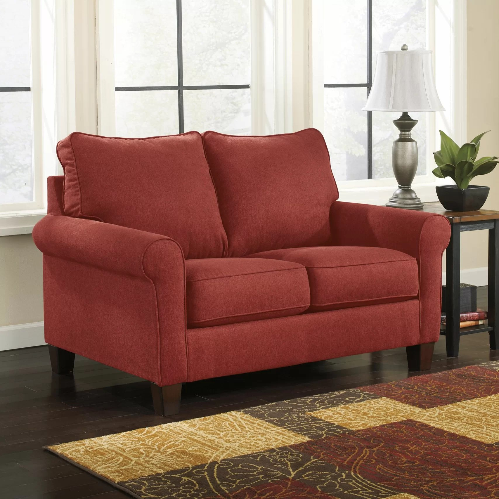twin pull out sleeper chair folding office uk three posts osceola sofa and reviews wayfair