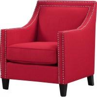 Three Posts Rotterdam Studded Arm Chair & Reviews | Wayfair