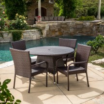 Three Posts Bexton 5 Piece Dining Set &