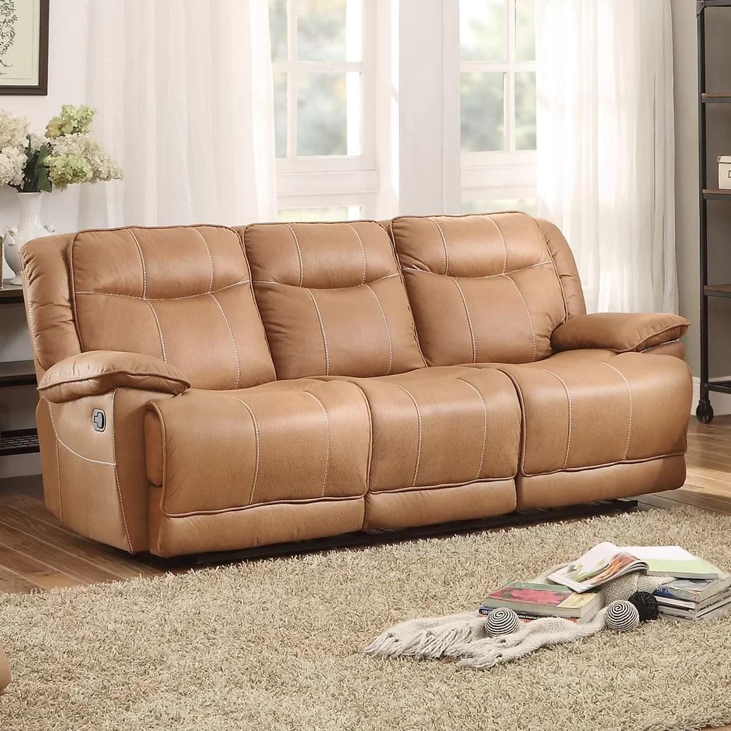 triple reclining sofa usado para vender goiania homelegance wasola and reviews wayfair