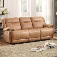 Homelegance Wasola Triple Reclining Sofa & Reviews | Wayfair
