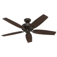 "Hunter Fan 52"" Newsome 5 Blade Ceiling Fan & Reviews | Wayfair"