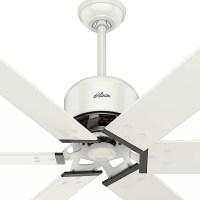 """Hunter Fan 96"""" Industrial 6 Blade Ceiling Fan & Reviews ..."""
