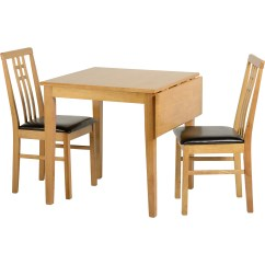 Small Breakfast Table And 2 Chairs Ergonomic Chair Setup Home Haus Extendable Dining Reviews