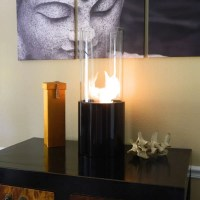 Nu-Flame Doppio Bio-Ethanol Tabletop Fireplace | Wayfair
