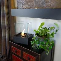 Nu-Flame Lampada Bio-Ethanol Tabletop Fireplace & Reviews ...