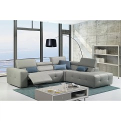Right Arm Facing Sofa Left Chaise Pictures Of Living Rooms With Sectional Sofas J Andm Furniture S300 Premium Leather