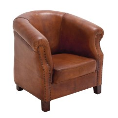 Real Leather Chairs Oversized For Sale Cole And Grey Captains Barrel Chair Wayfair