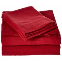 Brielle 100% Cotton Flannel Sheet Set & Reviews   Wayfair