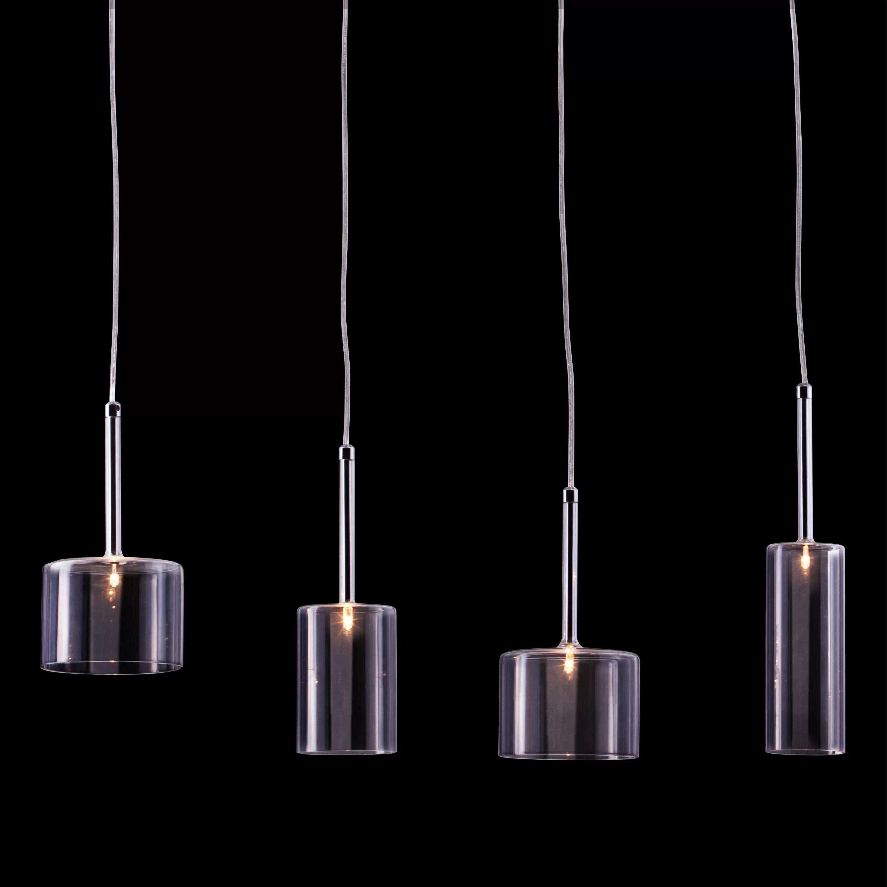 Four Pendant Light