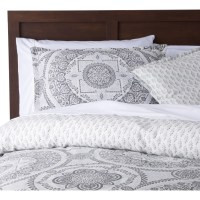 Mercury Row Apollo Medallion Duvet Cover Set & Reviews