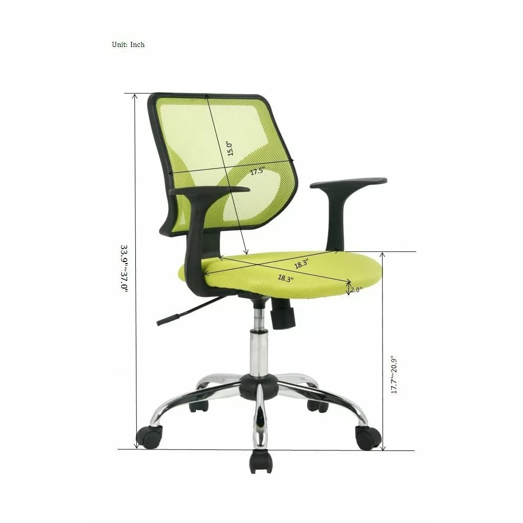Viva Office Chair Viva Office Mid Back Mesh Executive Office Chair And Reviews