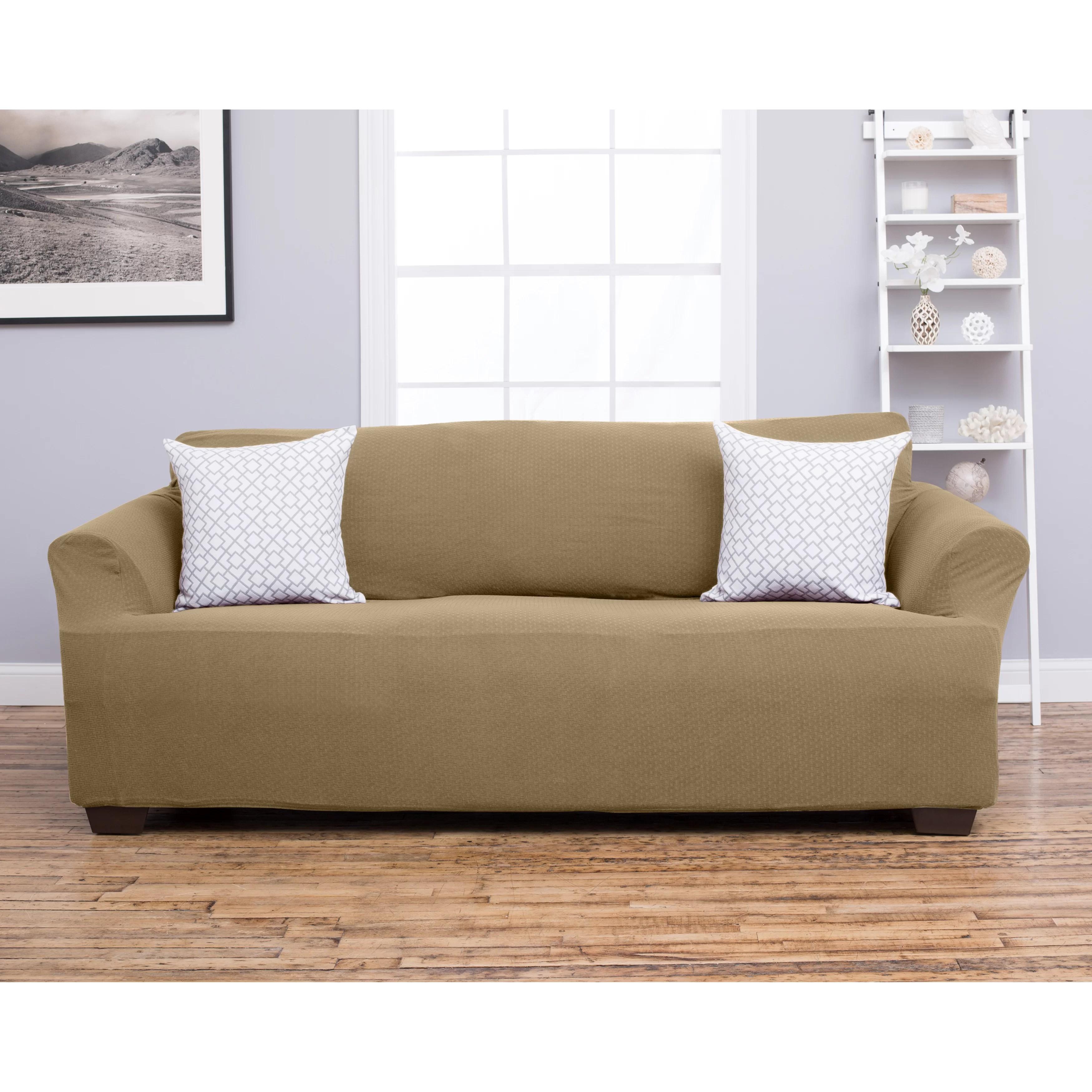 wayfair sofa covers outside home fashion design amilio slipcover and reviews