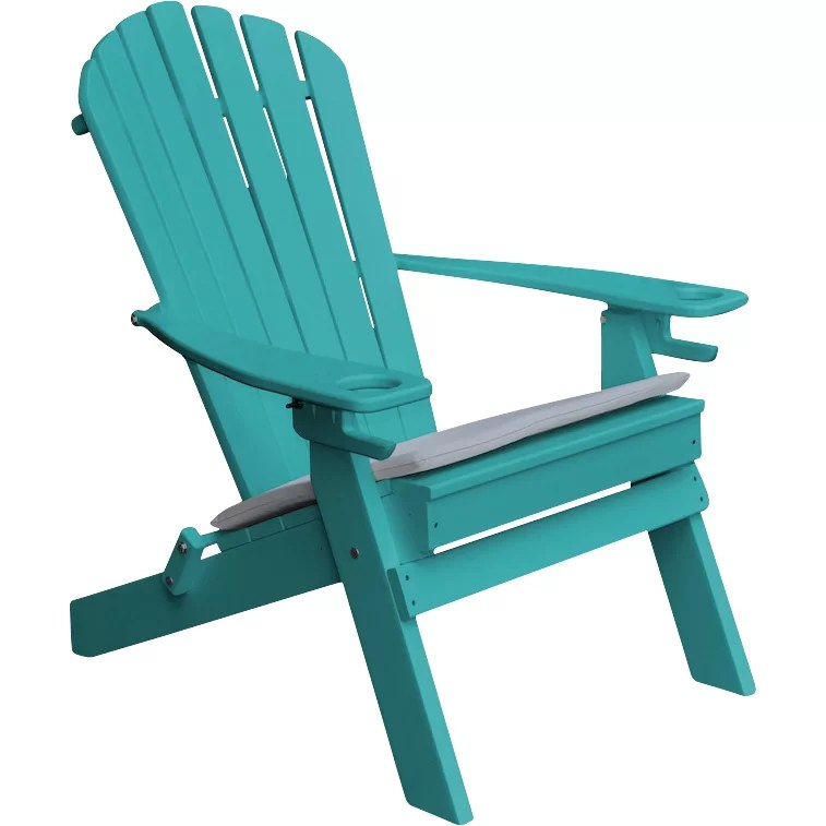 AL Furniture Adirondack Chair with Cup Holder  Reviews