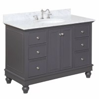 "KBC Bella 48"" Single Bathroom Vanity Set & Reviews"