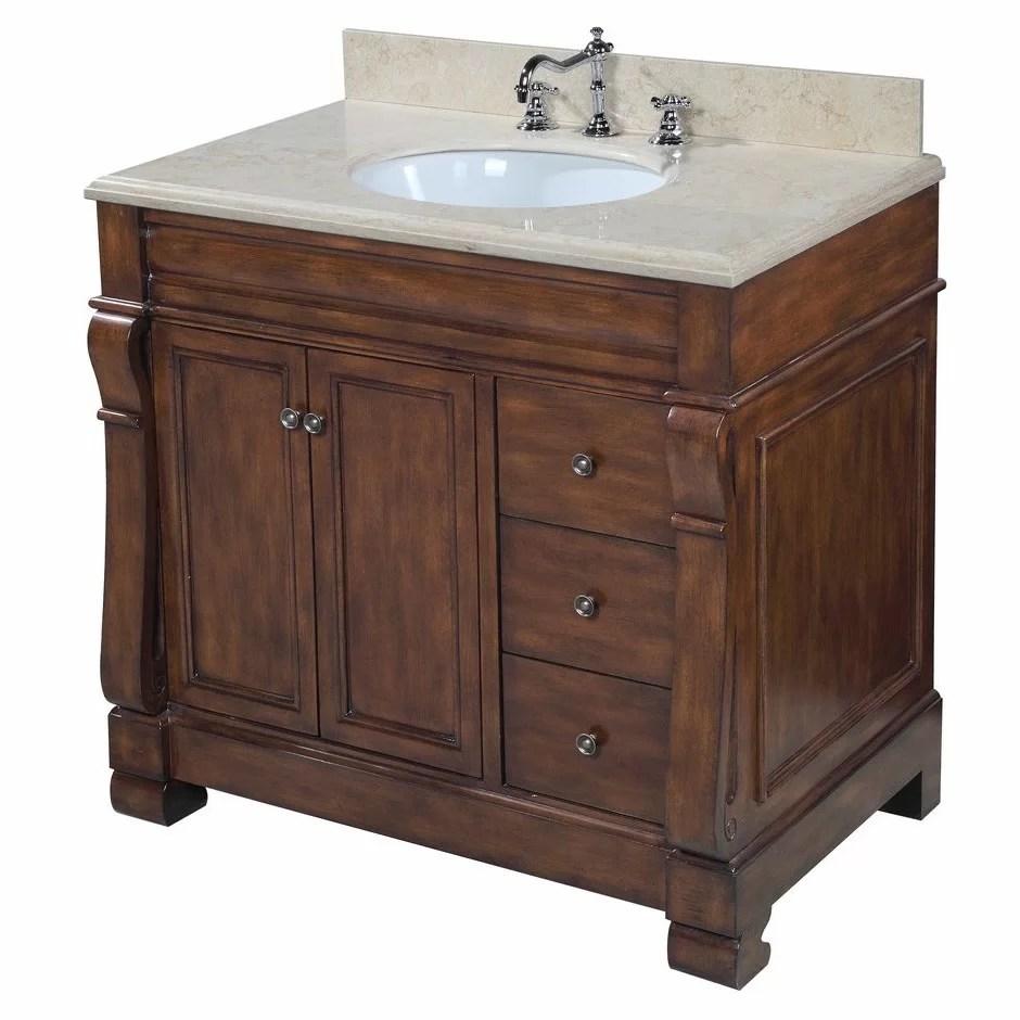 KBC Westminster 36 Single Bathroom Vanity Set  Reviews