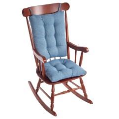 2 Pc Rocking Chair Cushions Exterior Chairs Klear Vu Saturn Cushion And Reviews Wayfair